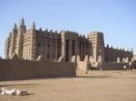 La grande mosquee de Djenne (Mali - heritage du grand empire du Mali)
