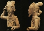 Nok soldier, dating 800 BC