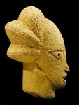 Nok sculpture of a woman