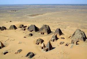 Pyramids of Nubia