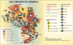 China's presence in Africa