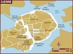Map of Djenné