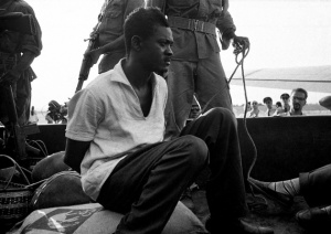 Lumumba detained