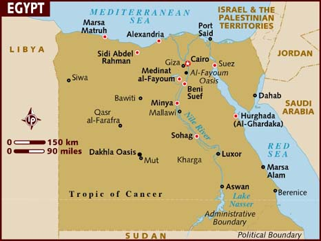 Why the Name: Cairo? | African Heritage