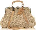 Anna Sui Raffia purse