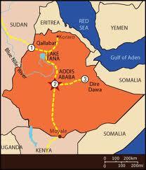Lake Tana: Lake of Ethiopian Emperors' Remains | African Heritage