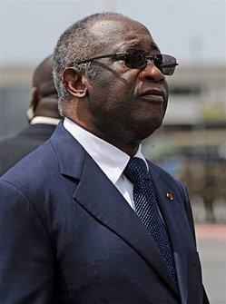 Laurent Gbagbo,Côte d'Ivoire