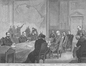 Conference de Berlin 1884