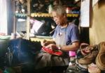 African shoemaker