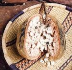 Fruit from baobab tree (source: Wikipedia)