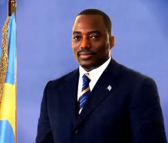Joseph Kabila, President of DRC