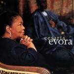 The album titled 'Cesaria Evora'