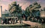 Kanem-Bornu court in the 1700s