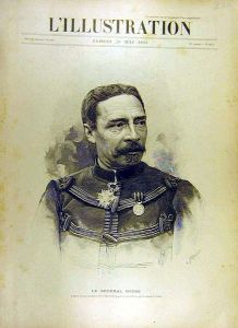 le general Alfred-Amedee Dodds