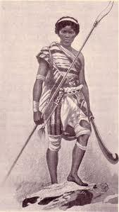 An Amazon warrior ca 1890