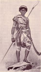 An Amazon warrior ca 1890