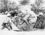 Combat de Dogba au Dahomey le 19 Septembre 1892