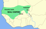 L'Empire du Mali a son apogee (1230 - 1545)