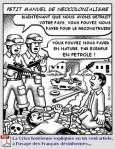 Manuel de neocolonialisme (Original: Andy Singer)