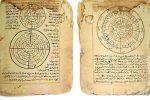 Manuscripts a Tombouctou (Mali) montrant de l'astronomie et mathematique
