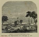 Libreville in 1846
