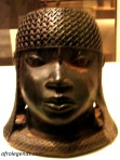 Queen from Benin kingdom