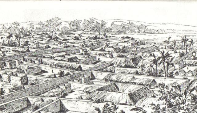 Benin City in 1897