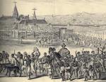 Benin City around 1600