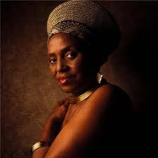 A true African beauty: Mama Africa, Miriam Makeba