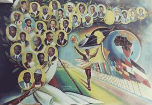 Celebrating the birth of the OAU