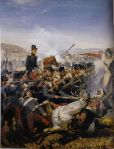 Battle of Somah in 1836 (by Horace Vernet)