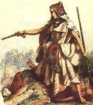 Lalla Fadhma N'Soumer during battle