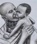La mere et le bebe
