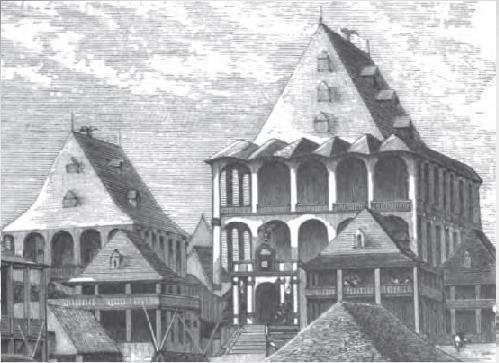 Manjakamiadana, the Royal compound built for Queen Ranavalona I