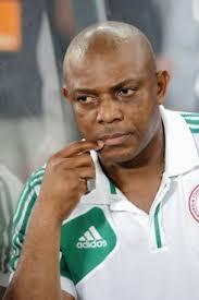 Stephen Keshi, Nigeria's coach