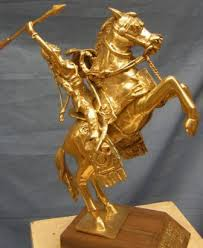 Golden Stallion of Yennenga