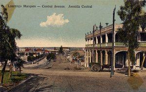 Lourenco Marque (Maputo) ca 1905