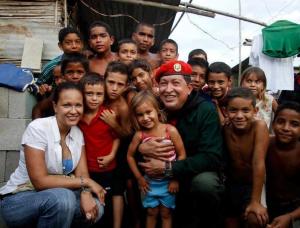 El Comandante de la Revolucion, Hugo Chavez