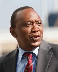 Uhuru Kenyatta, Kenya's fourth president
