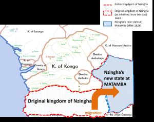 Nzingha's Kingdom
