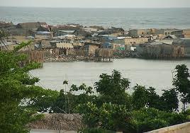 Cotonou, today.