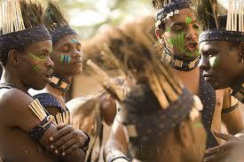 Siddi dancers of Goma music