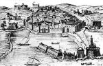 Algiers at the beginning of the Ottoman rule, 16th century AD