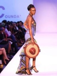 Designs by Sidy Counda at BFW 2013 (Source: Pierre Rene-Worms - RFI)