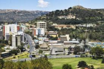 View of Maseru (from visitlesotho.org)