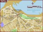 Map of Tripoli