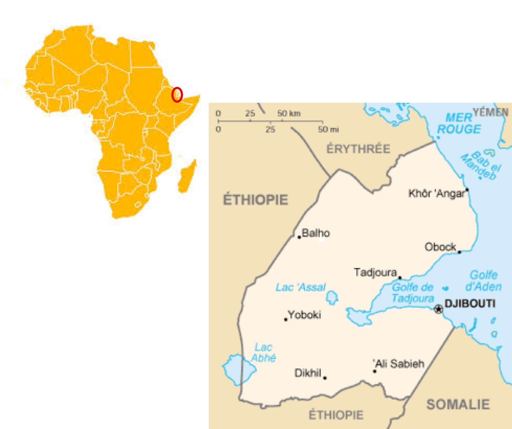 Why the name: Djibouti? | African Heritage