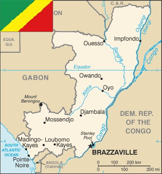 Why the name Brazzaville  African Heritage