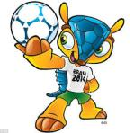 Armadillo, the 2014 FIFA World Cup mascot