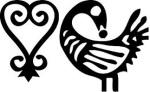 Symbole de Sankofa